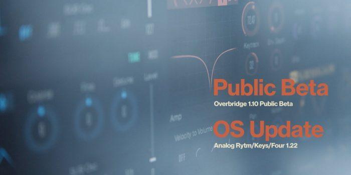 Elektron Overbridge 1.10 public beta