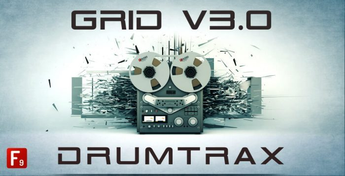 F9 Audio Grid V3.0 Drumtrax