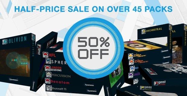 FXpansion Expansion sale