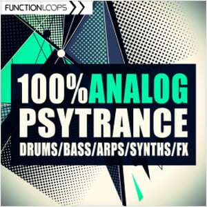 Function Loops 100% Analog Psytrance