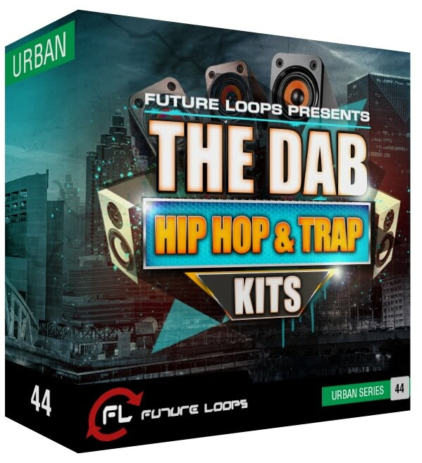 Future Loops The Dab Hip Hop & Trap Kits