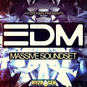 Hy2rogen EDM Massive Soundset