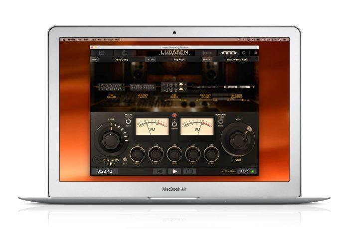IK Multimedia Lurssen Mastering Console Desktop