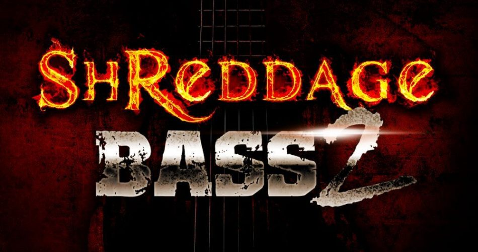 ISW Shreddage Bass 2