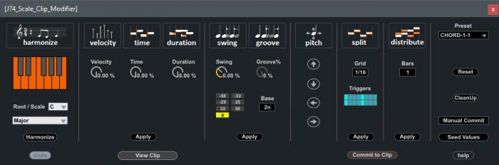J74 Progressive Clip Modifier