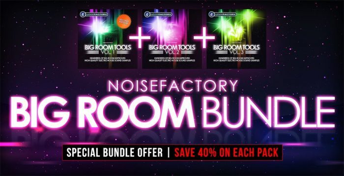 Loopmasters Noisefactory Big Room Bundle