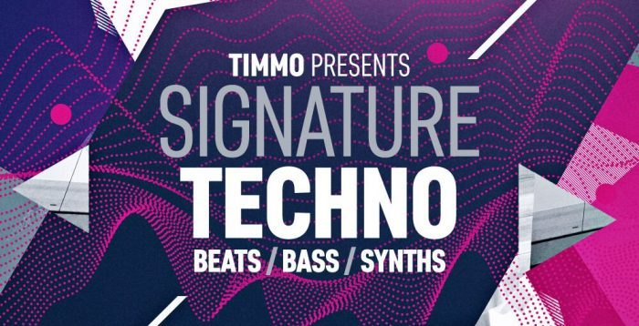 Loopmasters Timmo Signature Techno