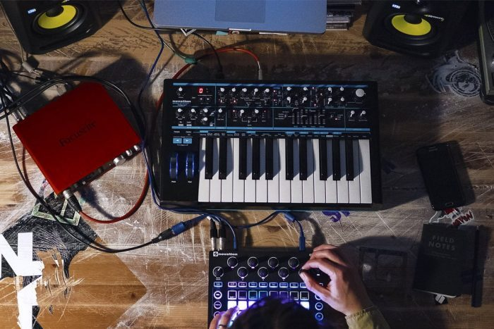 Novation I Make Synth Jams