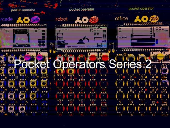 SampleNinjas Pocket Operators Series 2