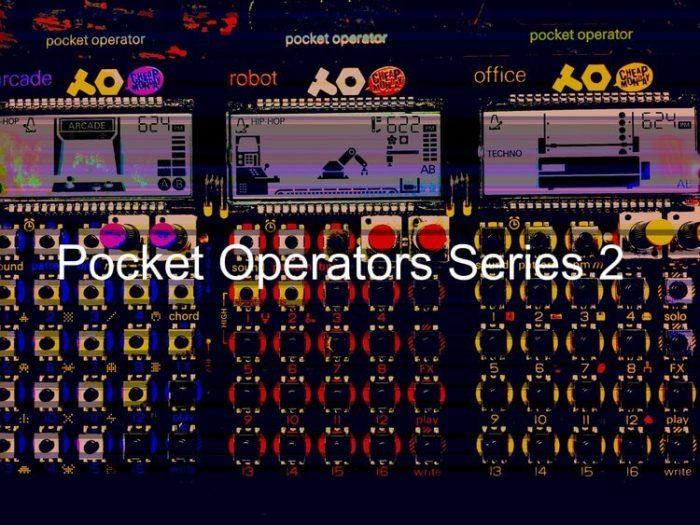 SampleNinjas Pocket Operators Series 2