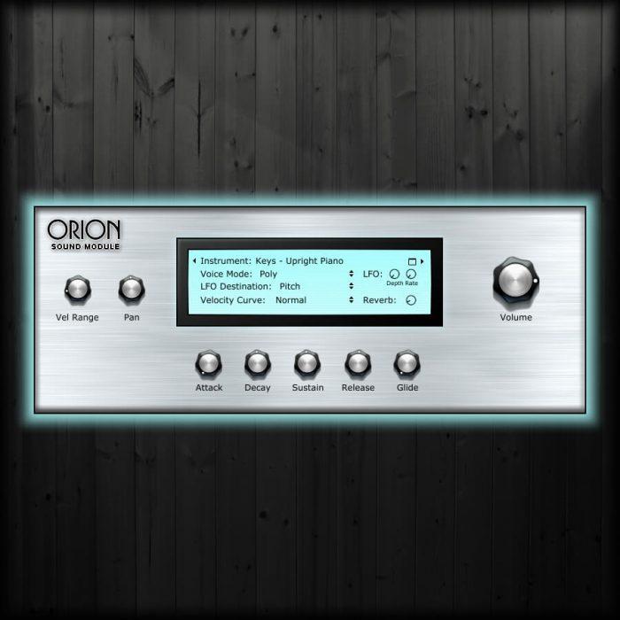 SampleScience Orion Sound Module