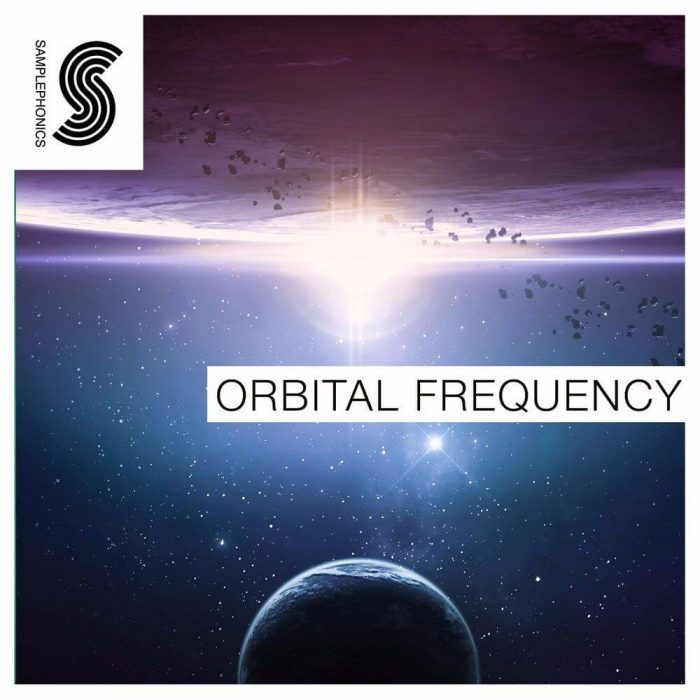 Samplephonics elevated consciousness orbital frequency for Future garage sample pack