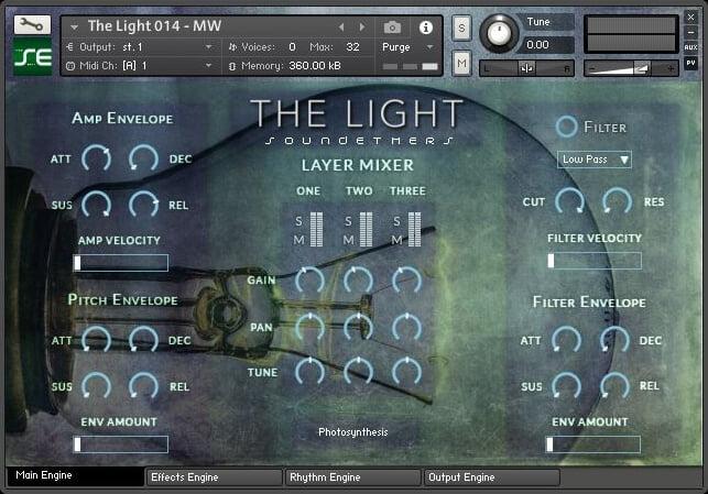 Soundethers The Light