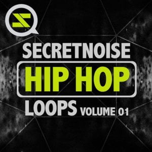ThaLoops Secretnoise Hip Hop Loops Vol 1