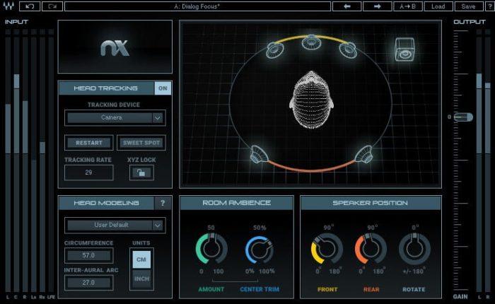 Waves Nx 5.1