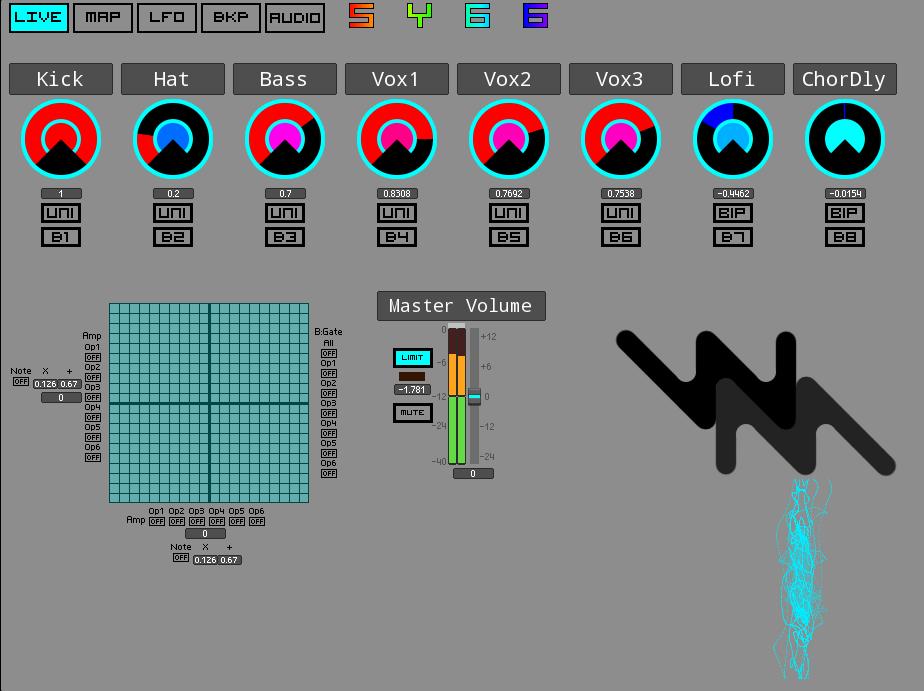 Weirding Module SY66