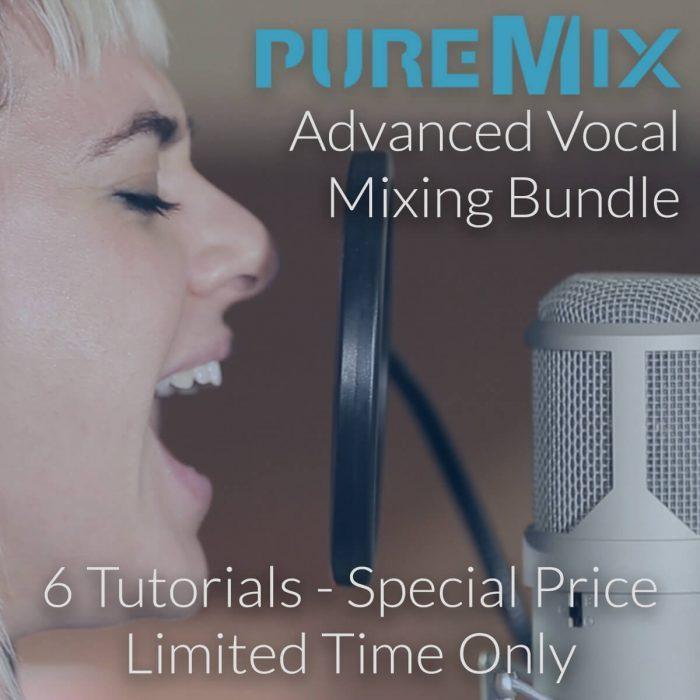 pureMix Advanced Vocal Mixing Bundle