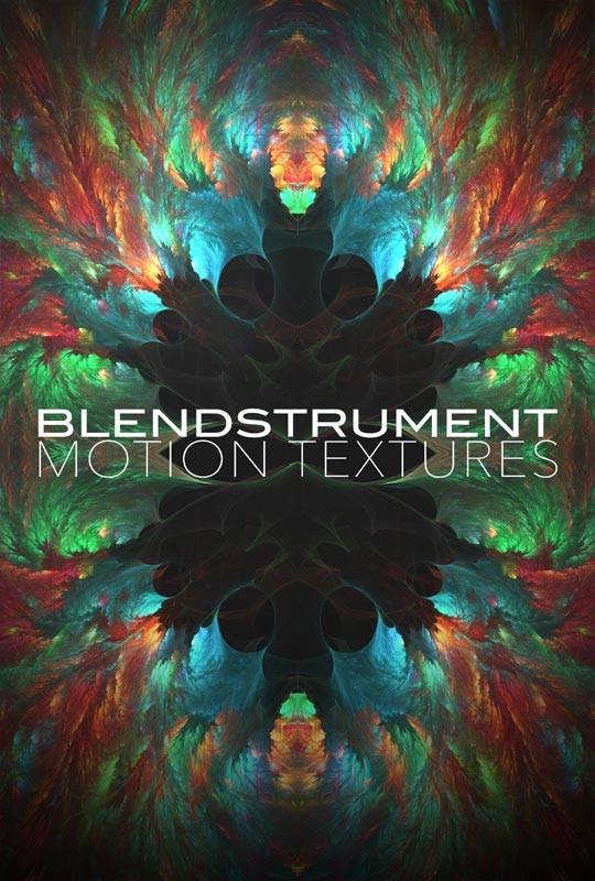8Dio Blendstrument Motion Textures