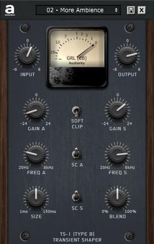 Audiority TS-1