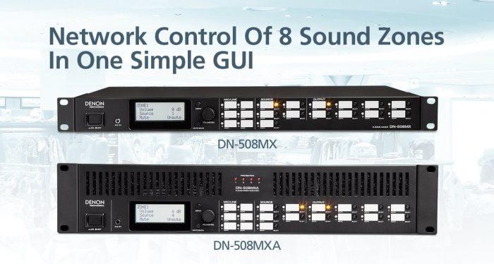 Denon DN-508MX & 508MXA
