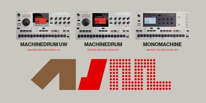 Elektron Machinedrum Monomachine