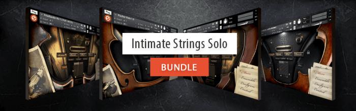 Embertone Intimate Strings Solo Bundle