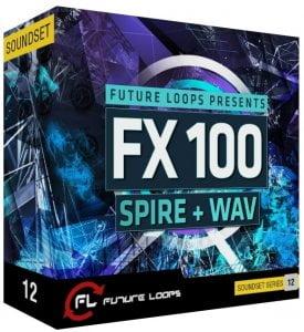 Future Loops FX100 - Spire + WAV