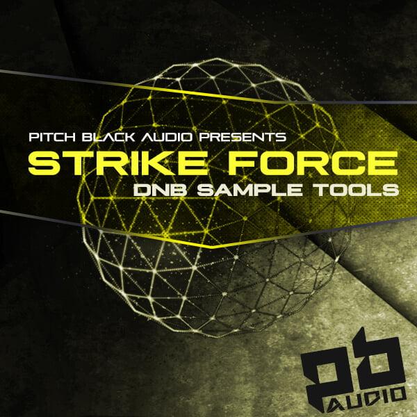 Future Loops Strike Force DNB Sample Tools