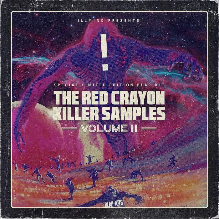 Illmind The Red Crayon Killer Sampler Vol 2