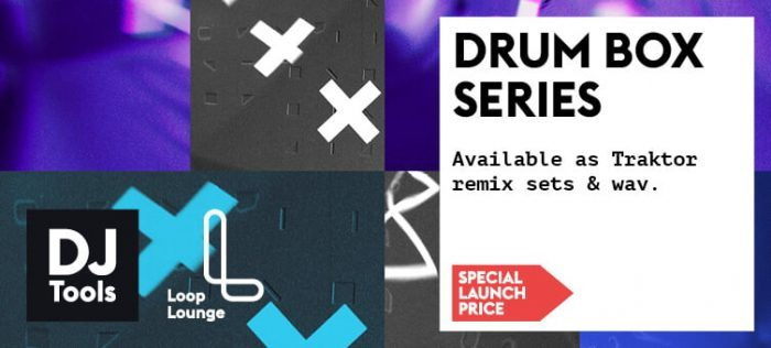 Loop Lounge Drum Box Series