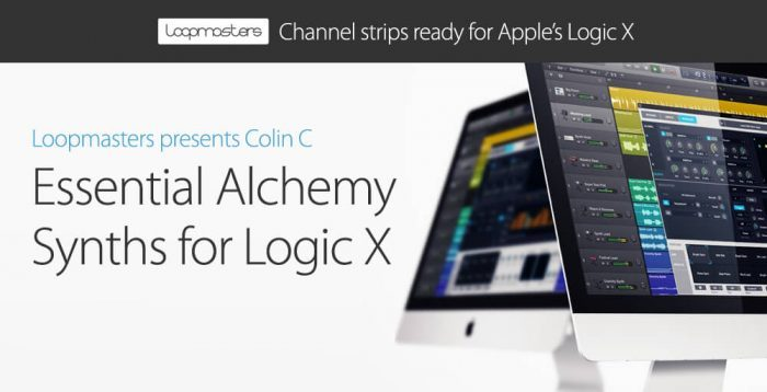 Loopmasters Essential Alchemy Synths for Logic X