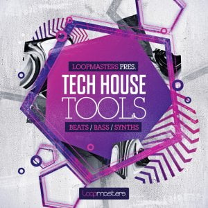 Loopmasters Tech House Tools