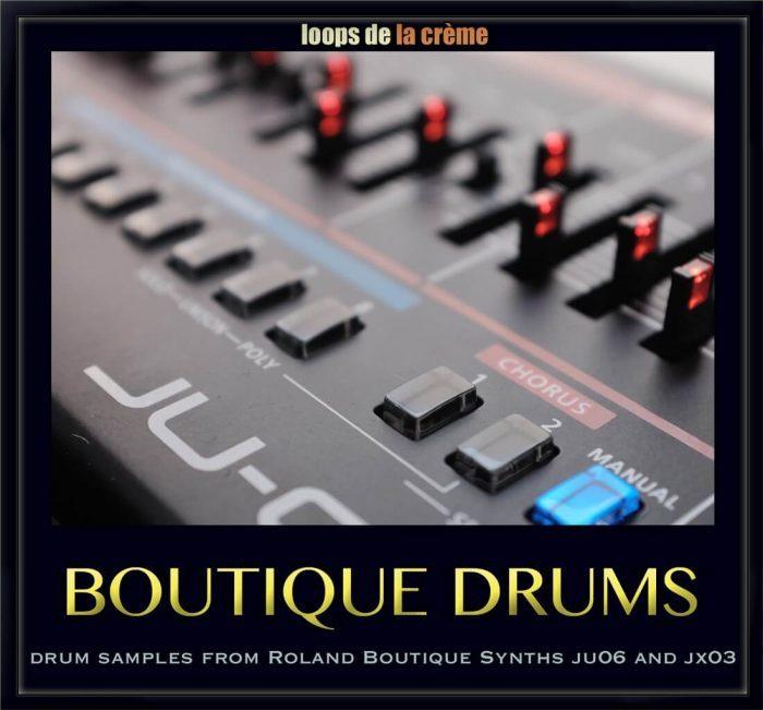 Loops de la Creme Boutique Drums