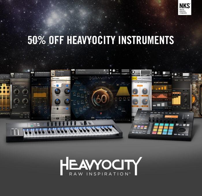 NI Heavyocity NKS Sales Special