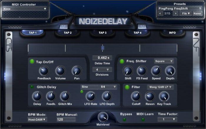 Noizefield NoizeDelay