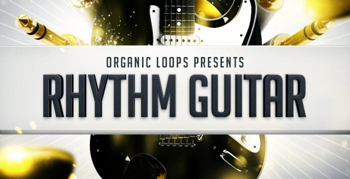 Organic Loops Rhythm Guitar