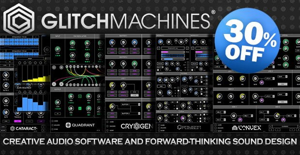 PIB Glitchmachines sale 30 off
