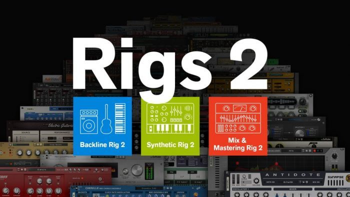 Propellerhead Rigs 2 Series bundles