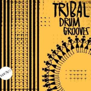 Raw Loops Tribal Drum Grooves