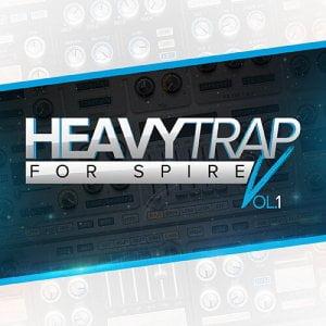 Resonance Sound Heavy Trap for Spire Vol 1