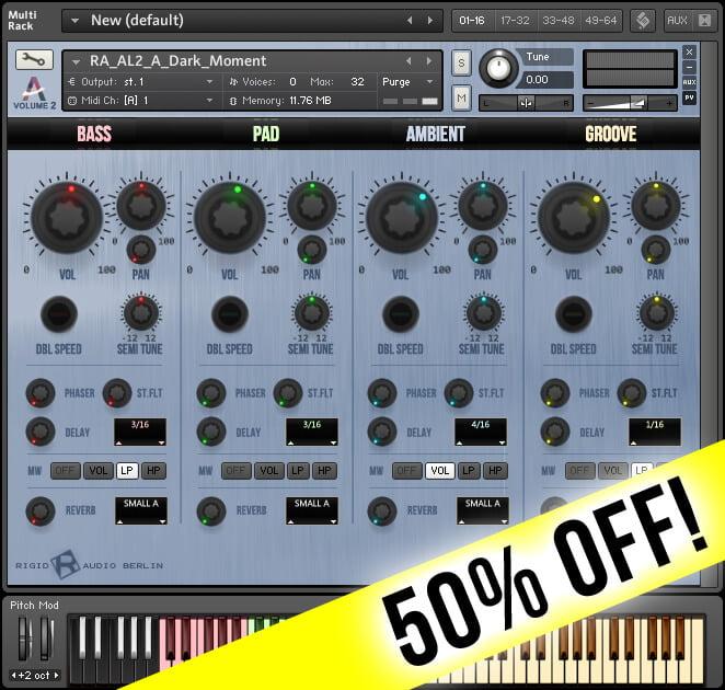 Rigid Audio Ambiloop Vol 2