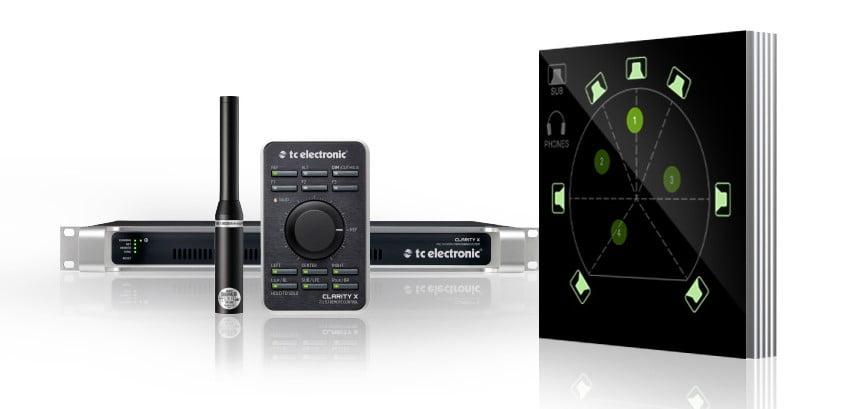 TC Electronic Clarity X
