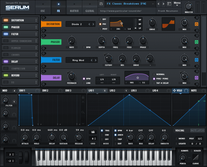 Xfer Records Serum FX