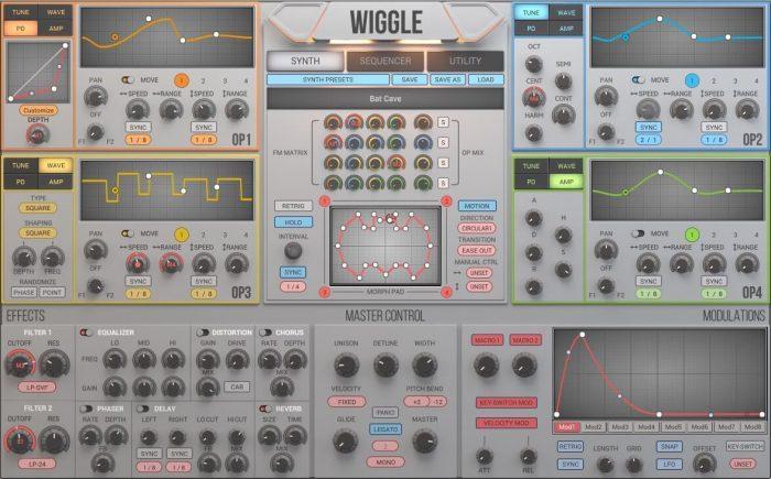 2nd Sense Audio Wiggle