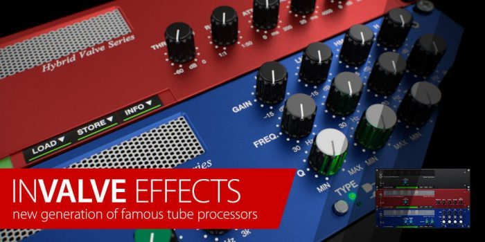 Audified Audiffex inValve 2 Effects feat