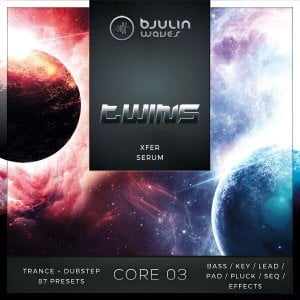 Bjulin Waves Twins for Serum