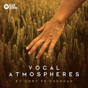 Black Octopus Vocal Atmospheres by Cory Friesenhan