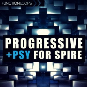 Function Loops Progressive + Psy for Spire