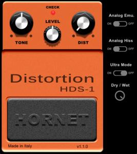 HoRNet HDS1