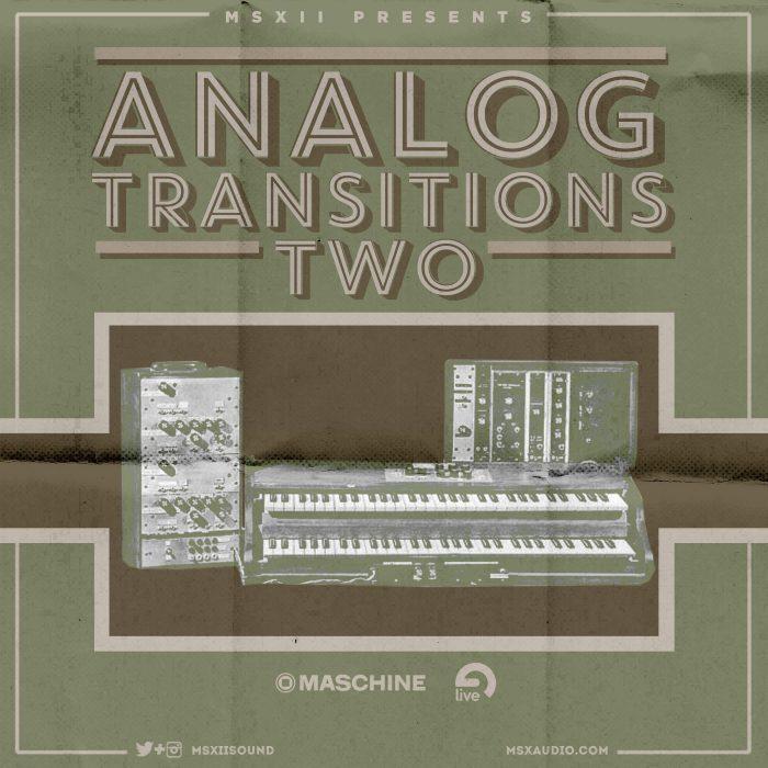 MSXII Sound Design Analog Transitions 2